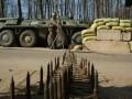 В Луганской области пограничники подорвались на мине, есть раненые