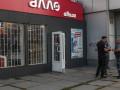 В Киеве с рекордной скоростью ограбили магазин