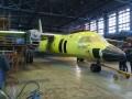 Появились первые фото украинского самолета Ан-132