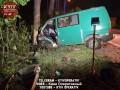 На Столичном шоссе авто врезалось в дерево: погиб водитель