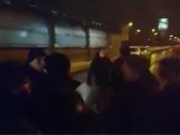 В Киеве произошла массовая драка с ромами