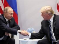 Журнал Time показал новую обложку с Путиным и Трампом