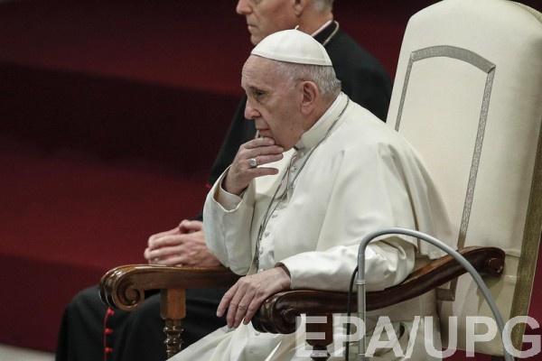 Папа Римский Франциск созывает главных епископов со всего мира в Ватикан