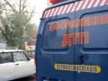 В Луганской области автомобиль столкнулся с железобетонной опорой: трое погибших