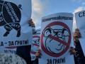 """""""Нацкорпус"""" пытался сорвать выступление Порошенко в Житомире"""