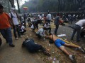 22 человека стали жертвами уличных протестов в Венесуэле