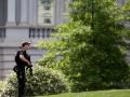 Возле Белого дома произошла перестрелка