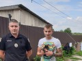 Житель Западной Украины закатал котенка в банку и снял видео