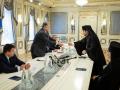 Порошенко рассказал о миссии экзархов в Украине