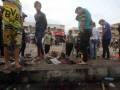 По меньшей мере 27 человек погибли в результате теракта в Ираке