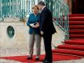 Порошенко 9 мая уедет в Германию на встречу с Меркель