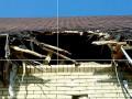 В Красногоровке мины боевиков разорвались возле больницы