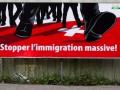 В Швейцарии на выборах победили противники иммиграции