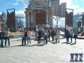 Двадцать человек вышли на Майдан поддержать Савченко