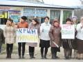 Тысячи женщин Крыма вышли 8 марта на акцию за мир