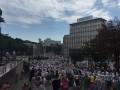 УПЦ: На Крестный ход пришли сто тысяч верующих