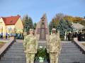 В Ужгороде открыли мемориал погибшим воинам АТО