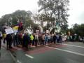 В 11 областях блокировали трассы работники заводов ГП Укрспирт