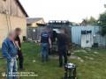 Контрабандисты построили катапульту для отправки сигарет в Румынию