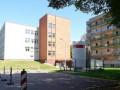 В Риге горит крупнейшая больница в городе, идет эвакуация