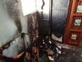 В Мариуполе подожгли церковь, в которой благословляли украинских военных