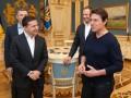 Президент встретился с Томом Крузом: Убеждал снимать кино в Украине