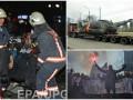 Неделя в фото: теракт в Анкаре, снос Ленина и протест студентов в Париже