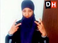 В Сети появилось видео самоубийства парижской смертницы