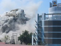 В Индии снесли новые жилые комплексы за вред экологии