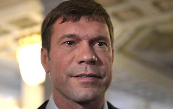 Уголовное производство против Царева открыто также прокуратурой Луганской области