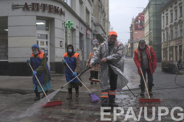 На Львовщине за сутки коронавирусом заболели 78 человек