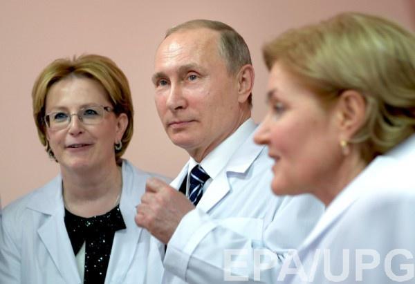 Чаще всего россиянам снится Путин –СМИ