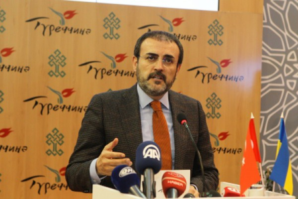 Турция примет млн. украинских туристов в2015 году