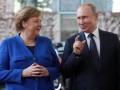 Путин заявил Меркель о контрпродуктивности Киева