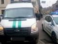 Во Львове авто инкассаторов сбило женщину на пешеходном переходе
