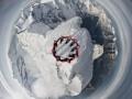 Страшно красиво: сотни альпинистов устроили фотосессию в Альпах