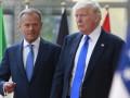 Туск о встрече с Трампом: По теме Украины мы на одной волне