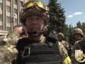 Как министр обороны звонил президенту из Славянска (видео)