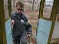 В Киеве отравили собаку-поводыря инвалида