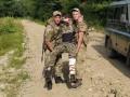 На румынской границе нарушитель запутался в колючей проволоке