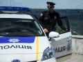 В Ивано-Франковске выпускника на ВНО везла полиция с мигалками