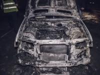 В Киеве коктейлем Молотова сожгли элитную