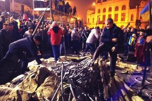 Оппозиционеры решили ставить палатки на Европейской площади