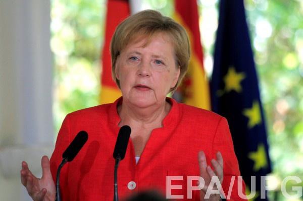 Ангела Меркель признала ошибку в развитии кризиса беженцев в Европе