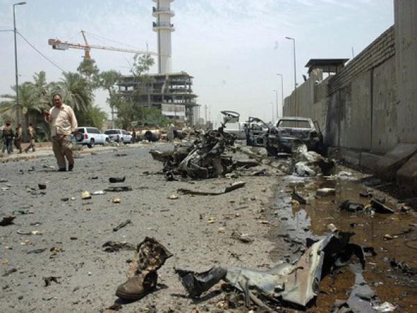 Боевики ИГИЛ взяли насебя ответственность засерию терактов вБагдаде