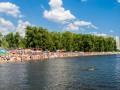Пляжи Киева: город готовится к купальному сезону