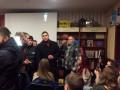В Харькове радикалы сорвали лекцию об ЛГБТ-движении