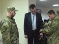 Появилось видео публичного задержания прокурора Краматорска