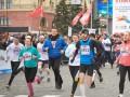 В Харькове проходит международный марафон, в котором участвуют представители властей города