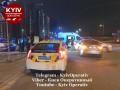 В Киеве задержан виновник двух аварий, стрелявший в патрульных